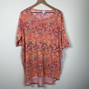 New! LuLaRoe Irma Tunic